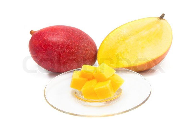Как приготовить манго фрукт