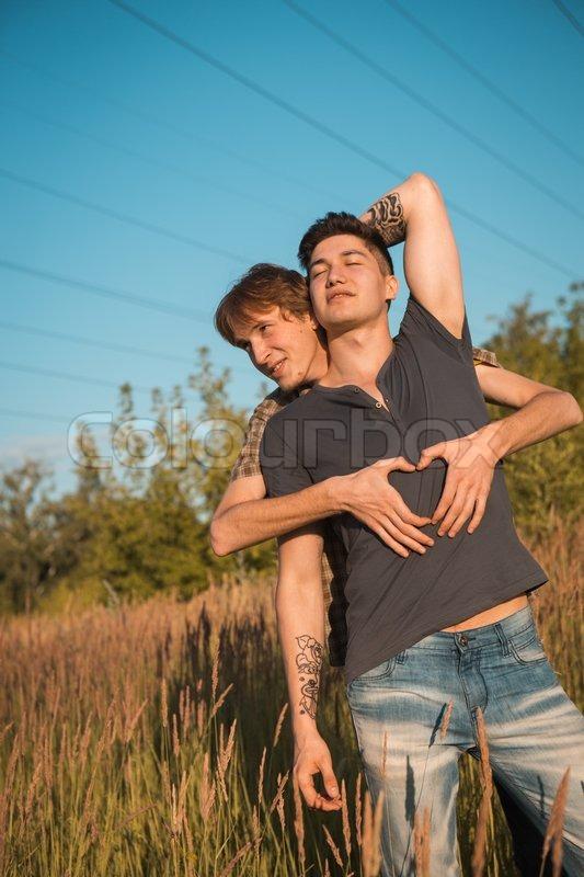 unge homoseksuelle billeder
