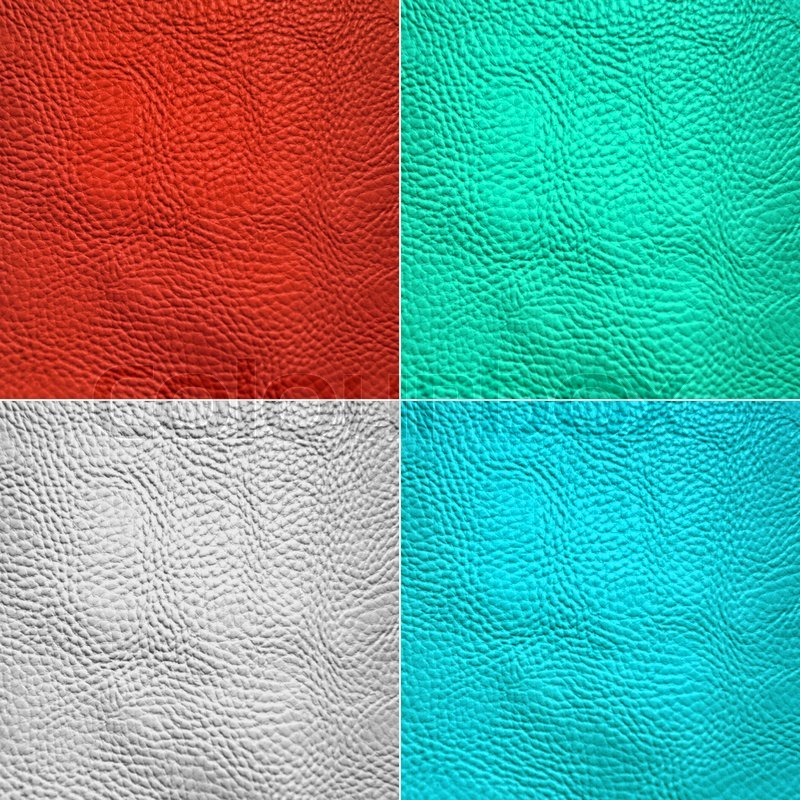 Collage of skin animal texture, stock photo