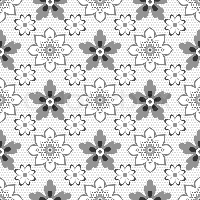 Flower Pattern Wallpaper Background Flower Pattern Background