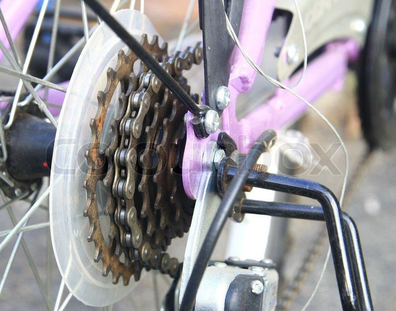 cykel kassette