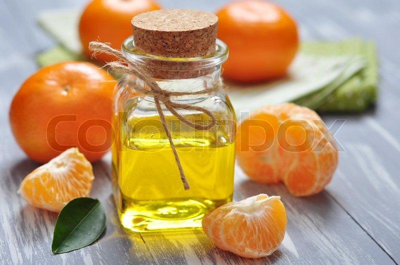 Цитрусовое масло своими руками