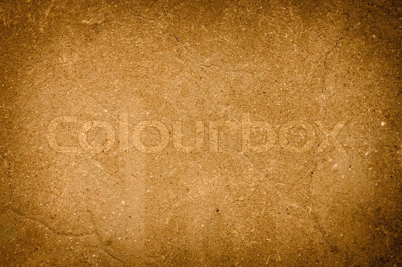 Abstract brown background of elegant dark brown vintage grunge