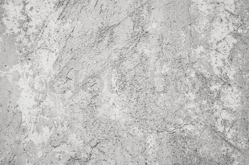 alte graue betonwand mit stuck foto hintergrund textur stockfoto colourbox. Black Bedroom Furniture Sets. Home Design Ideas