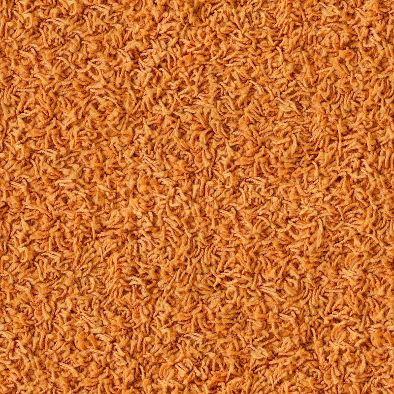 Orange Teppich Seamless Texture Stock Foto Colourbox