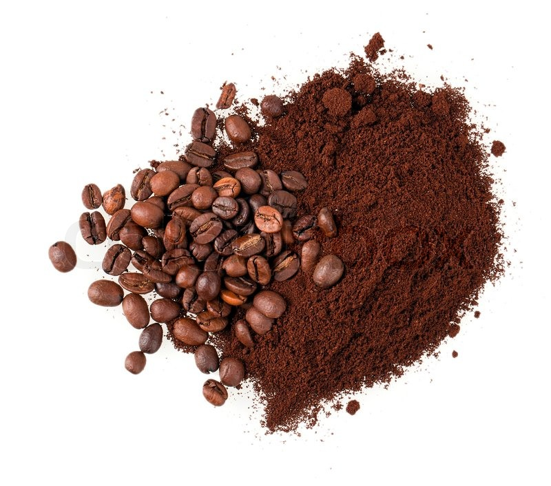 ground coffee stock photo - photo #21