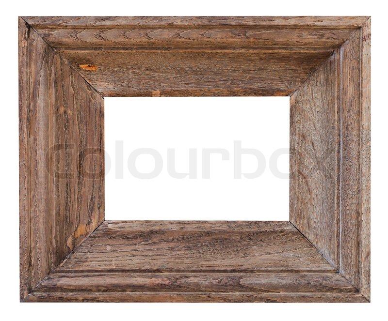 Alte kleine große Bilderrahmen   Stockfoto   Colourbox