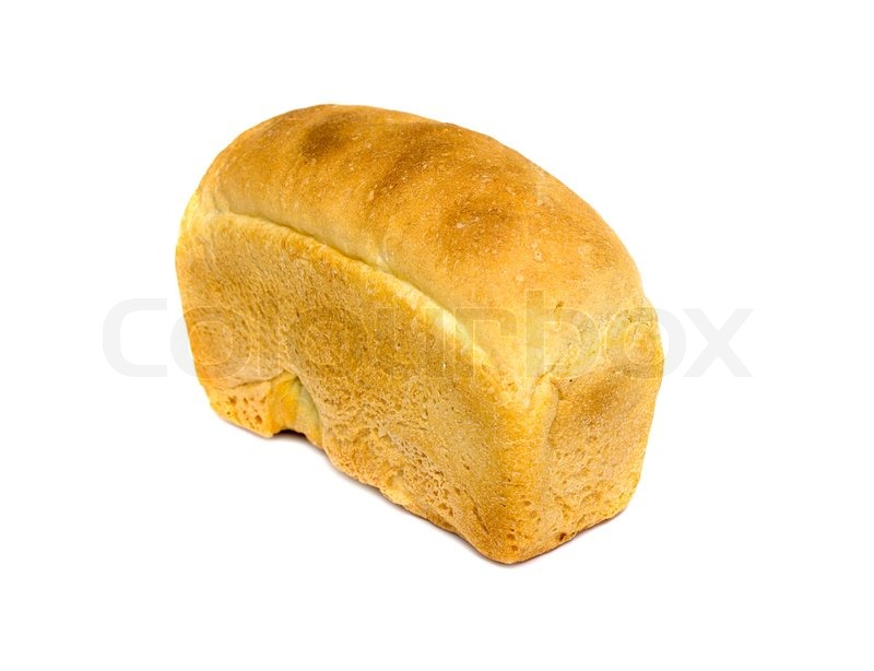 White Bread Loaf Loaf of White Bread