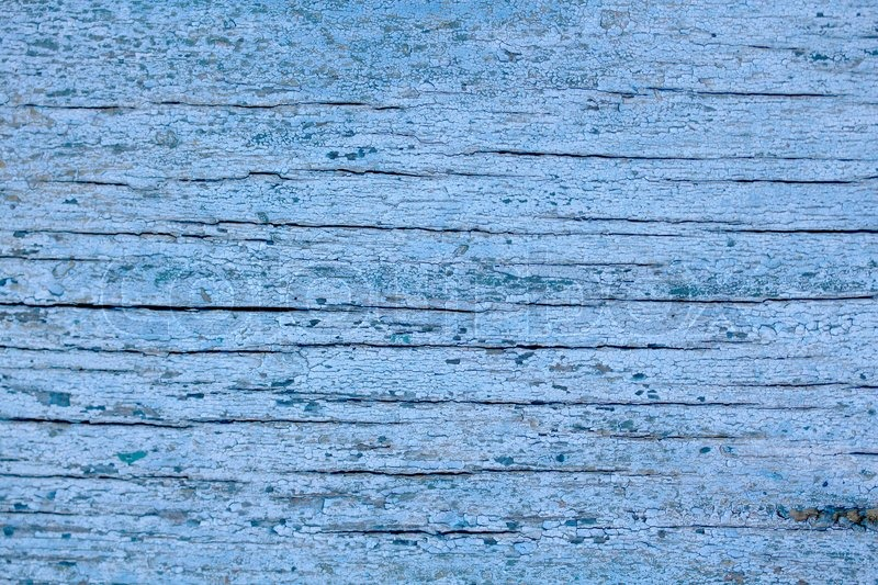 Blue weathered wood door texture good as grunge background ...