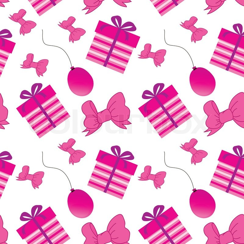 Cute Bakery Background Cute Vector Bakery Background