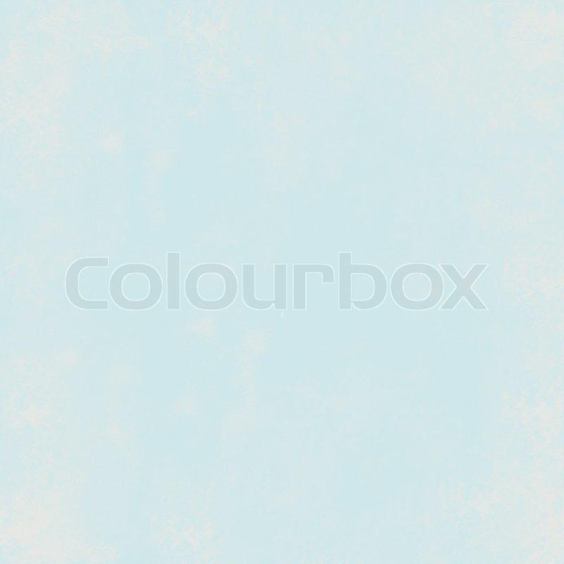 pale sky blue background with soft pastel vintage
