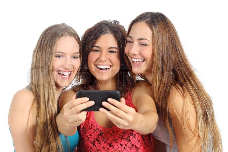 free photo of girls laughing № 12029