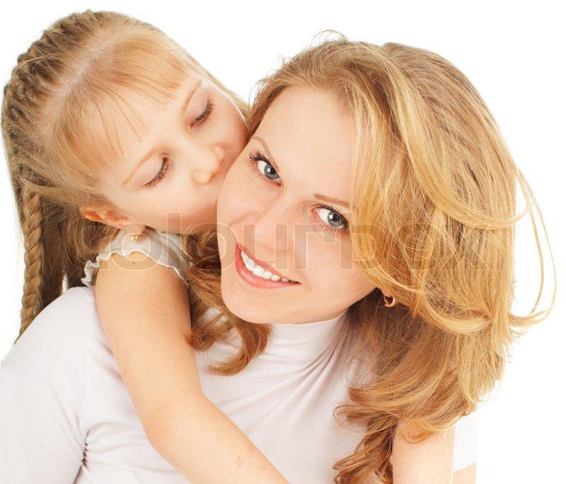 Целуется с дочкой 16 фотография