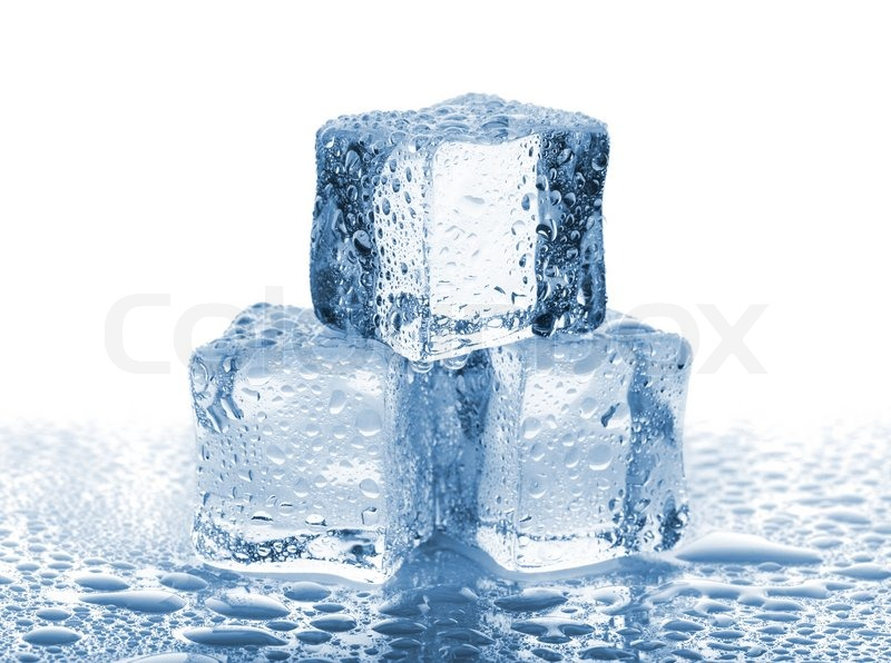 Image result for water ice cubes
