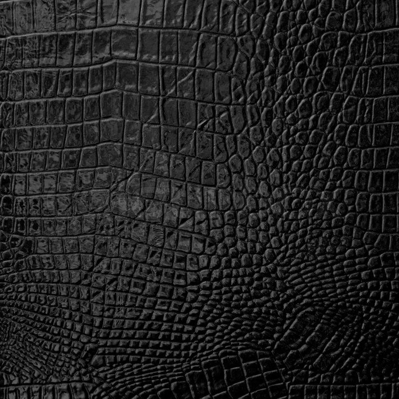 Schwarzes Leder Hintergrund Textur  Stockfoto  Colourbox