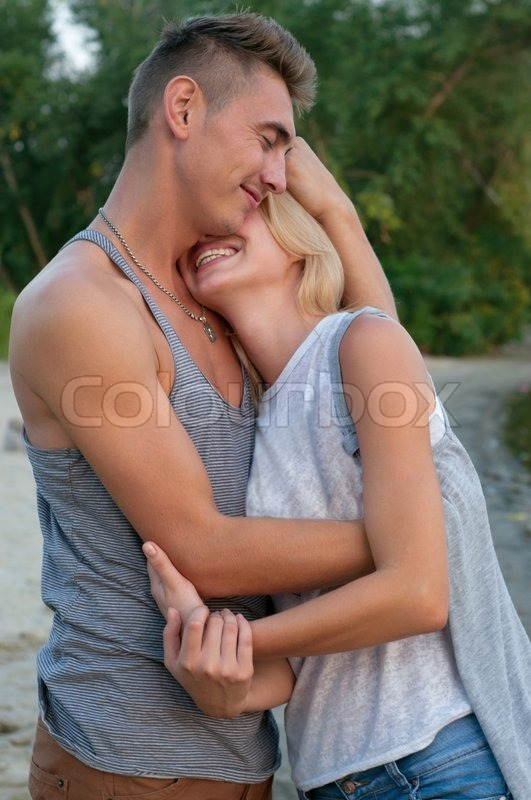 Hugs Kissing Teen Jeans 49