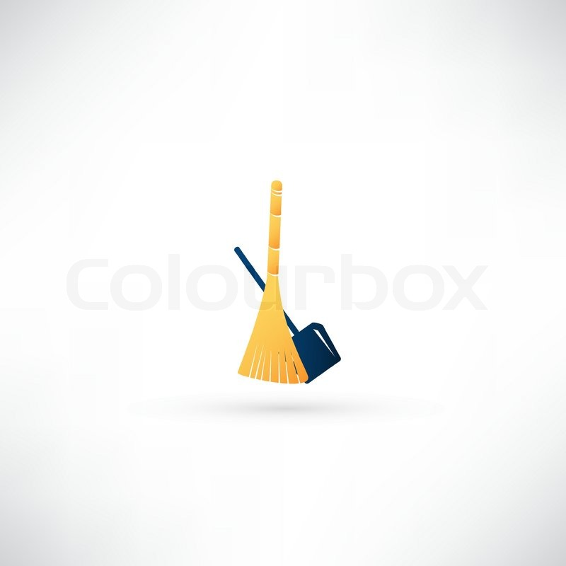 Cleaning Icon Stock Vector Colourbox