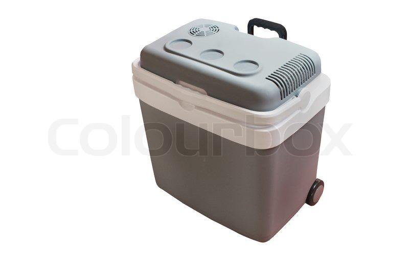 Kühlschrank In Auto : Auto kühlschrank stockfoto colourbox