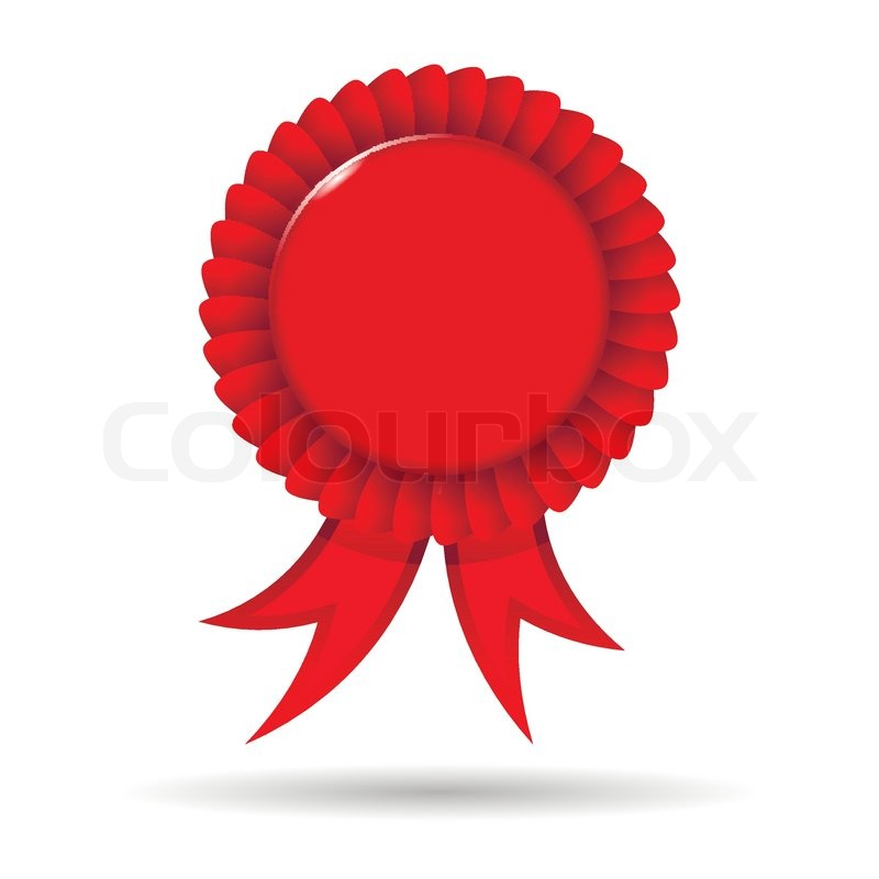 the gallery for gt award ribbon vector