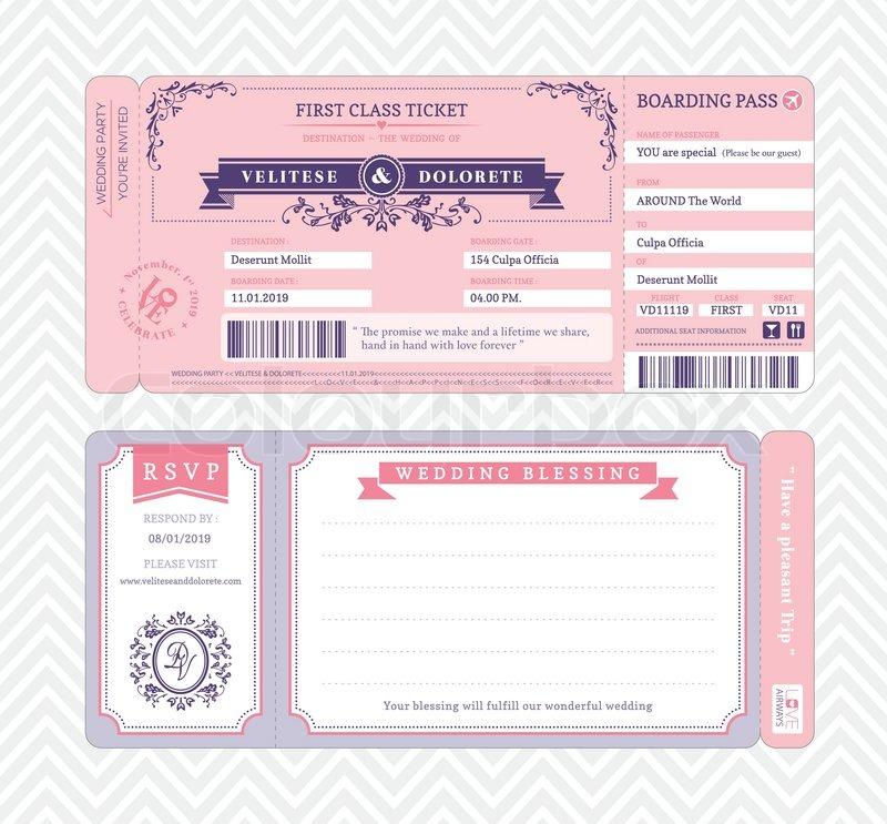 boarding pass invitations Josemulinohouseco