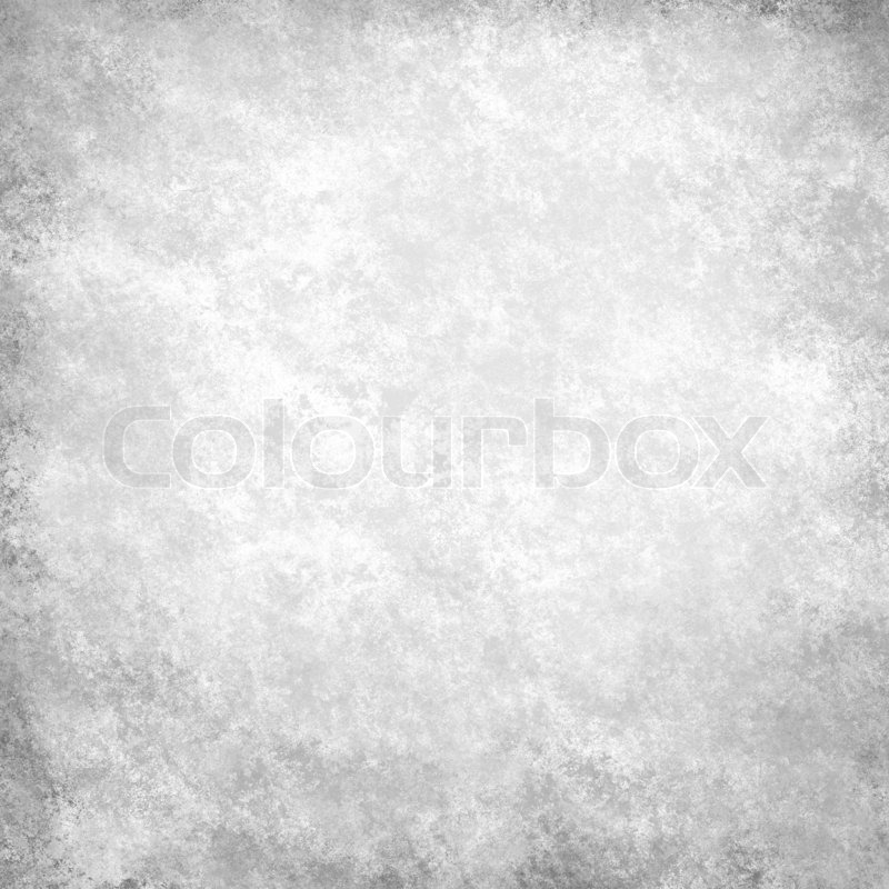 Black And White Background With Accent Light On Border Vintage Grunge Texture Parchment Paper Abstract Gray Of
