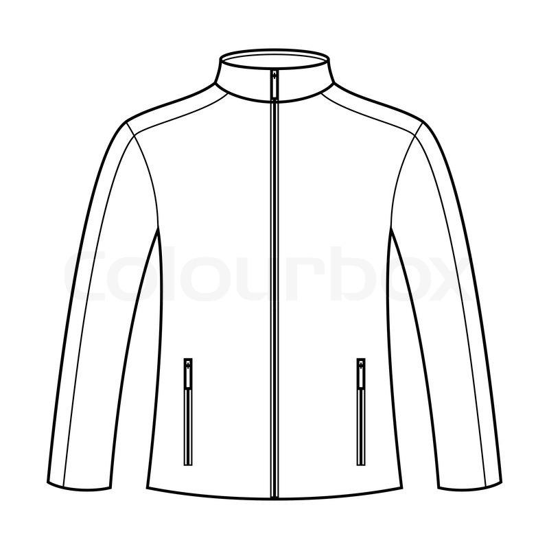 Fashion design model template 70