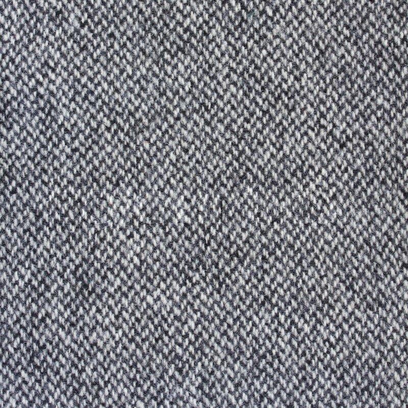Tweed Fabric Herringbone Texture Wool Pattern Close Up