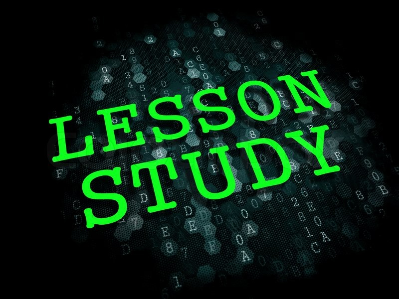 Stock Image Of Lesson Study