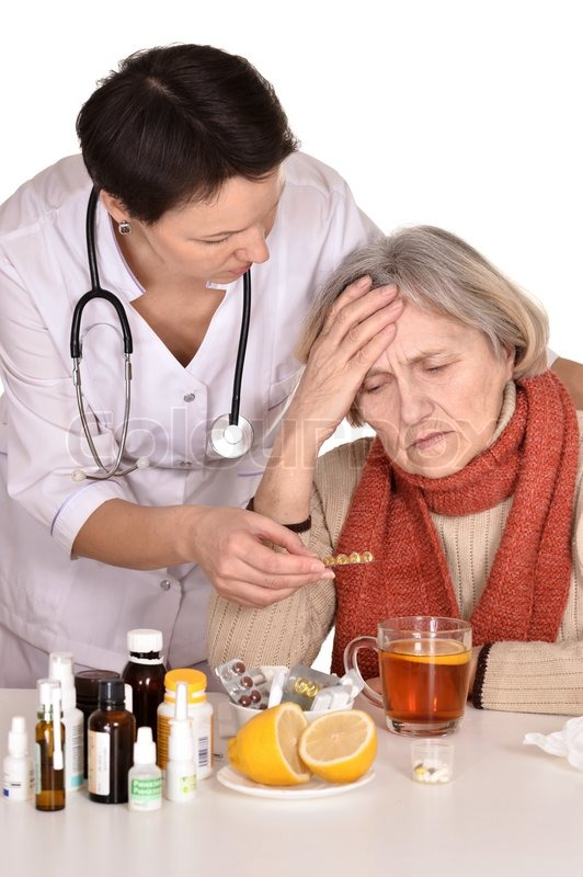Take Care For The Sick And Elderly Family Member | Tips Curing Disease