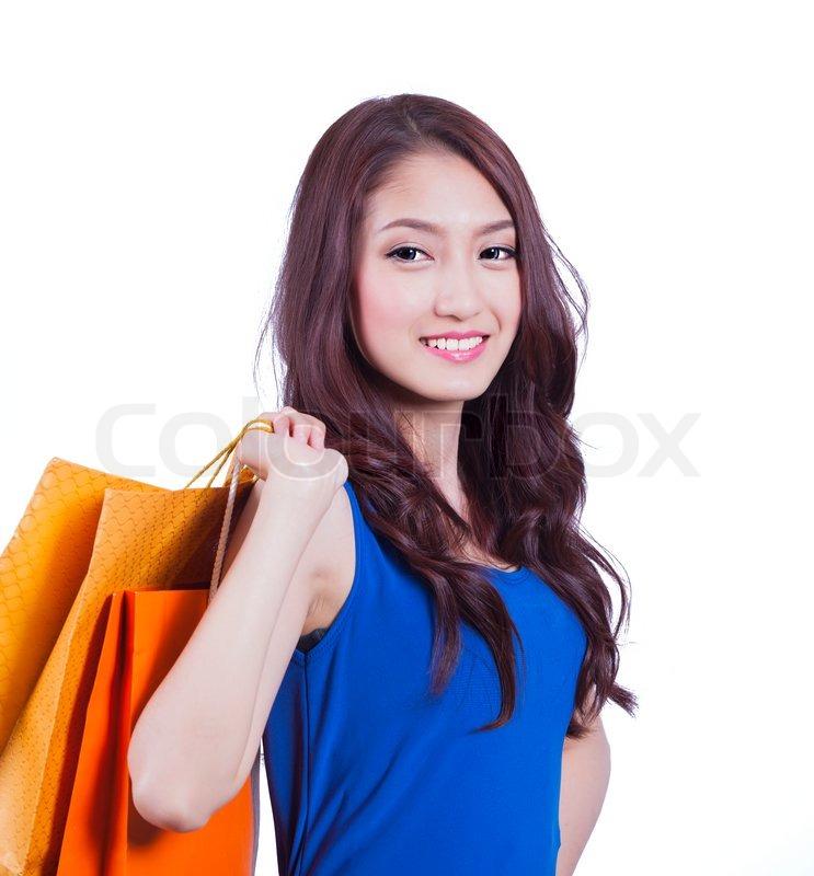 smuk asiatisk kvinde Allerød