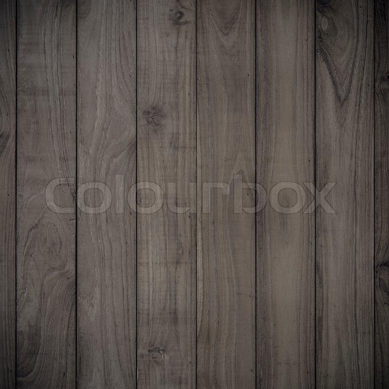 Morkt tr u00e6 planker tekstur baggrund tapet Stock Billede Colourbox