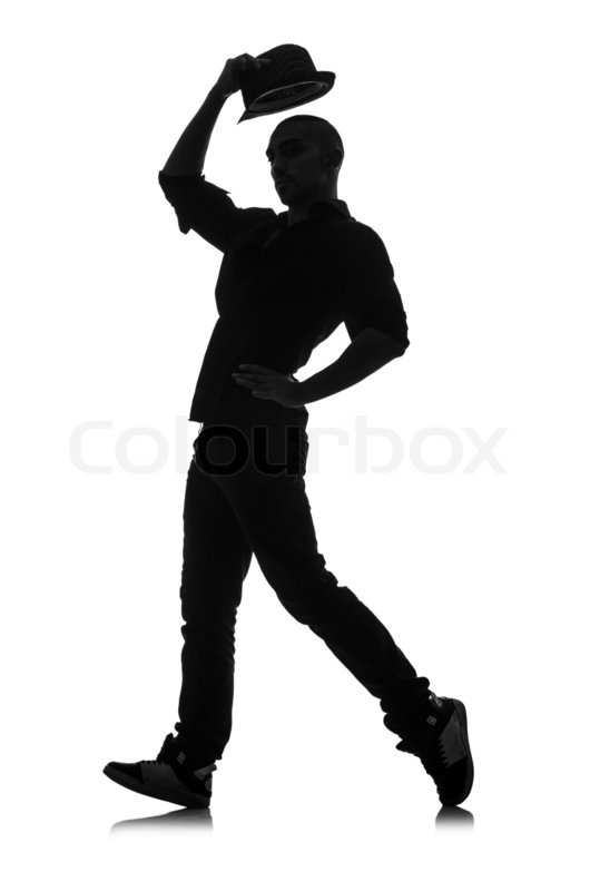 Pin Jazz Dancer Silhouette Clip Art on Pinterest