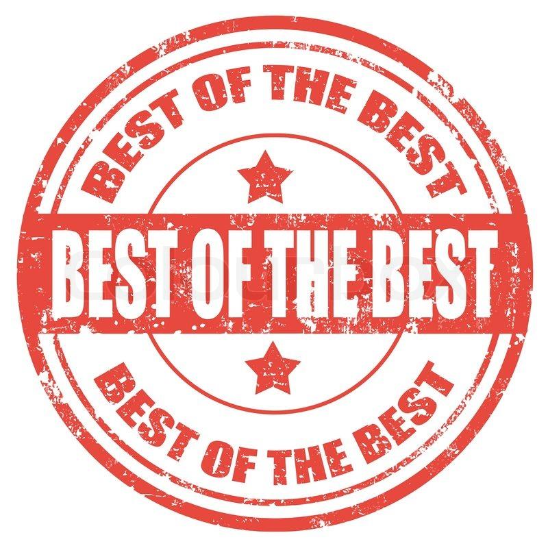 Best of the Best - Stempel | Stock-Vektor | Colourbox