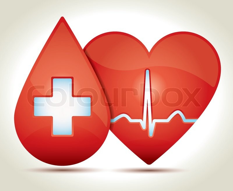 heart rhythm blood cross illustration stock vector Medical Bandages Clip Art Free Clip Art Doctor Who