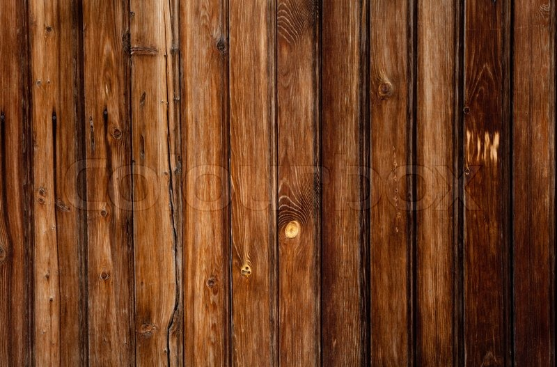 Grunge dark brown wood background or backdrop, stock photo