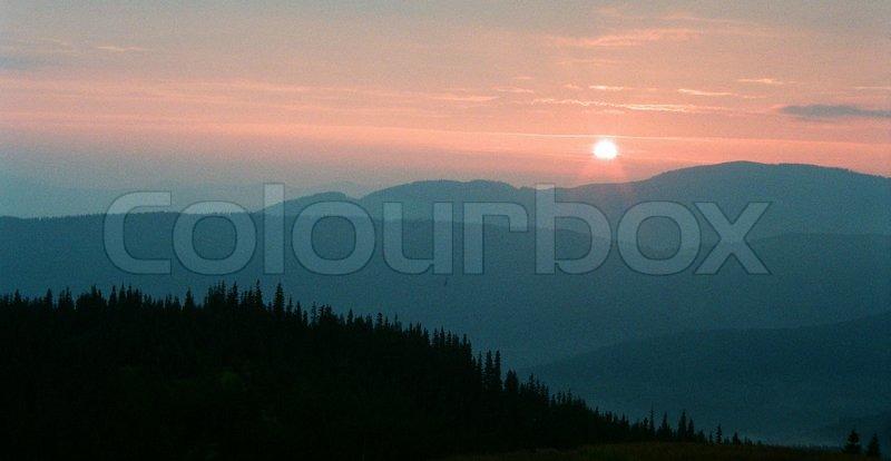 Beautiful nature, stock photo