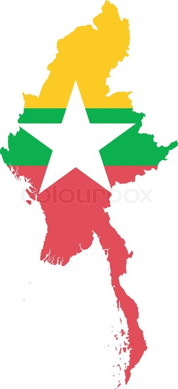 Burma Independence Flag