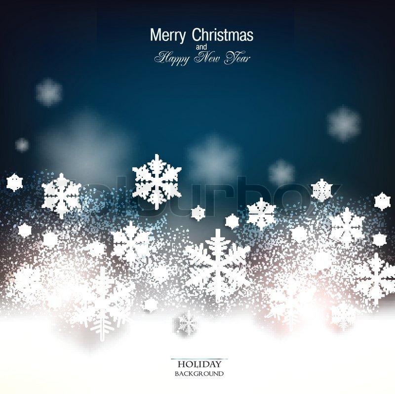 Elegant Christmas Background Images.Elegant Christmas Background With Stock Vector Colourbox