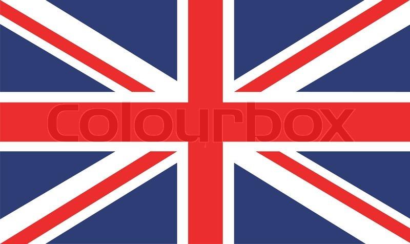 England flagge stock vektor colourbox for Boden great britain