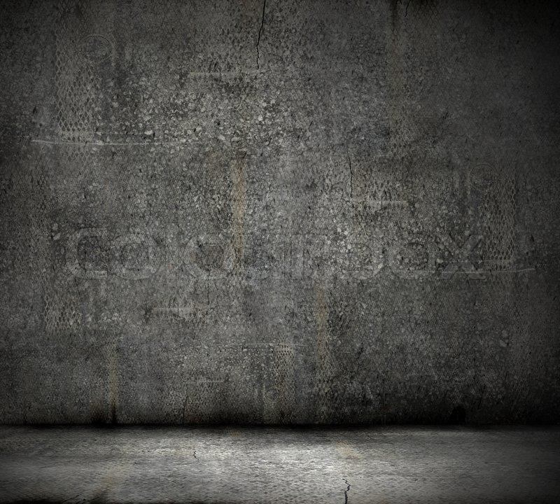 Black Wall Background Stock Photo Colourbox