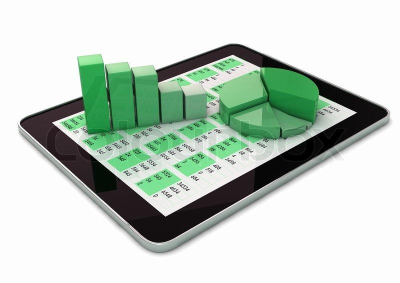 Торговля на форексе на планшете