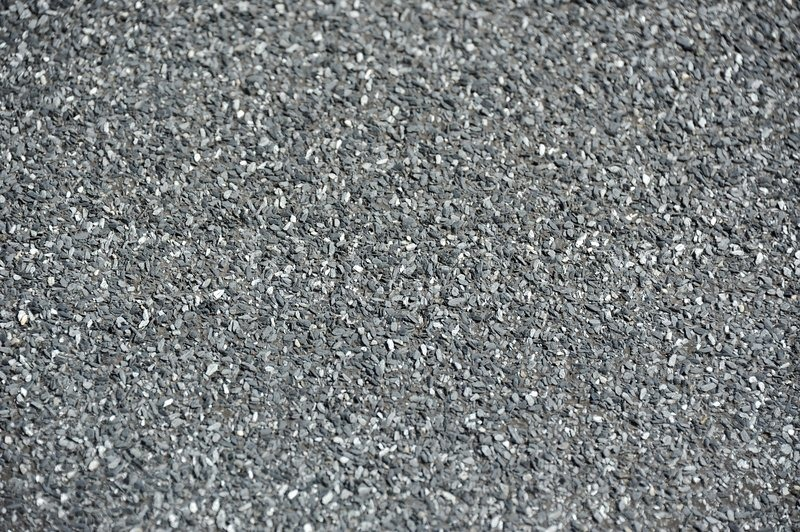 Close Up Of Roofing Felt Generally Stock Image