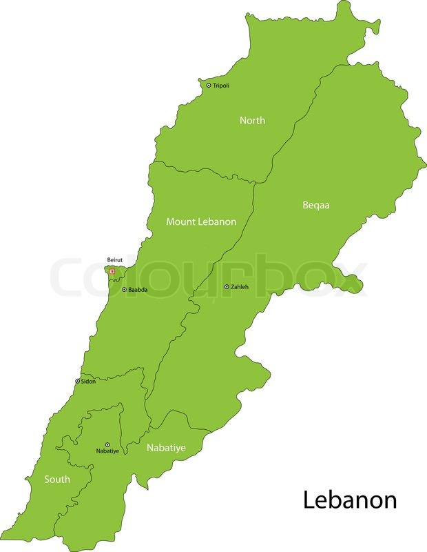 Green Lebanon map | Stock vector | Colourbox on qatar map, united arab map, eastern mediterranean map, france map, egypt map, jordan map, israel map, dominican republic map, persian gulf map, asia map, italy map, jerusalem map, mediterranean sea map, cyprus on map, mideast map, holy land map, iraq map, turkey map, syria map, saudi arabia map,