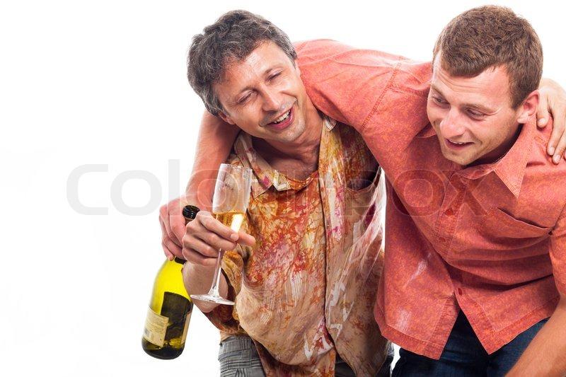 пьяные геи фото