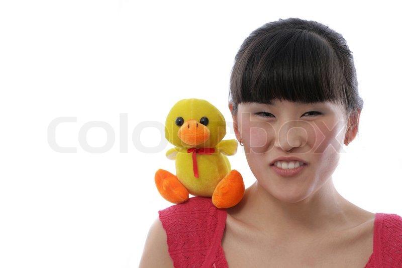 smuk asiatisk kvinde Morsø