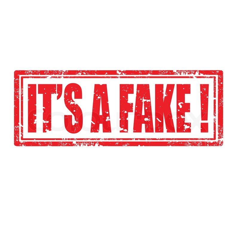 Fake Stempel
