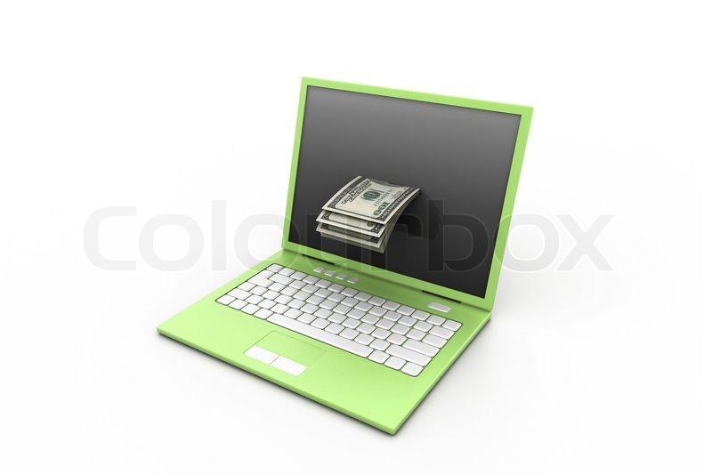 computer geld