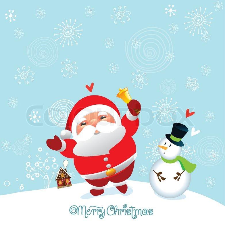 søde jule hilsner