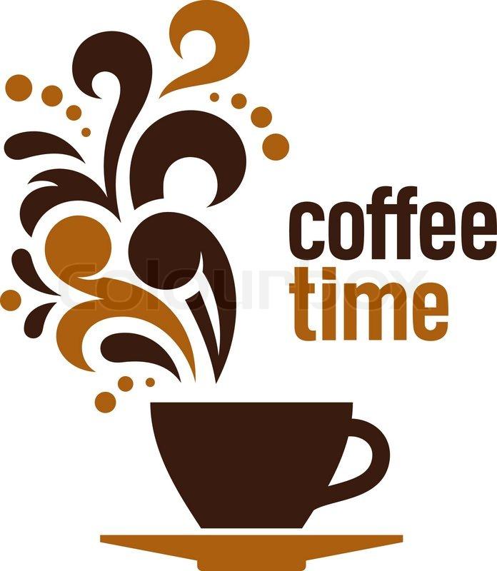 coffee time stock vector colourbox tea clip art image team clip art images
