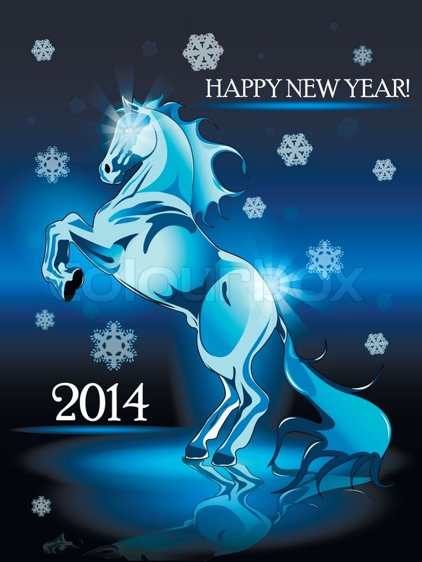 Happy New Year Horse Images 80